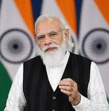 प्रधानमंत्री नरेंद्र दामोदर दास मोदी सुबह 10 बजे राष्ट्र करेंगे को संबोधित।